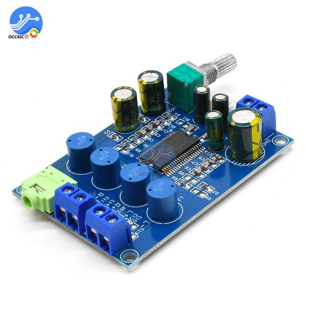 YDA138 amplifier board DC12V 2X10W modulo amplificador Dual Channel Audio speaker sound placa amplifier Board sonorisation