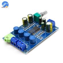 YDA138 carte amplificateur DC12V 2X10W modulo amplificador double canal haut parleur son placa amplificateur carte sonorisation