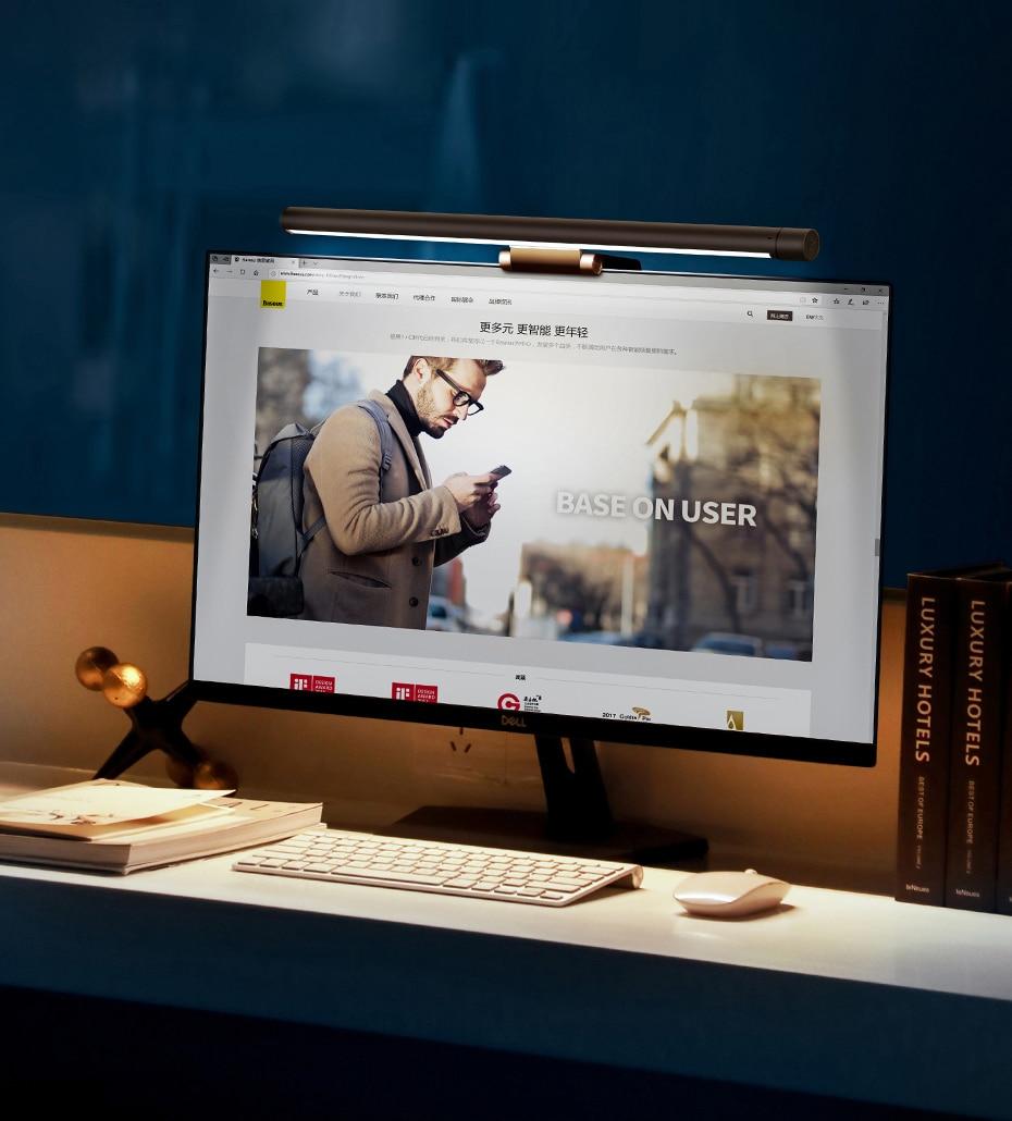 Baseus i-wok Series Screen Hanging Light Pro 4