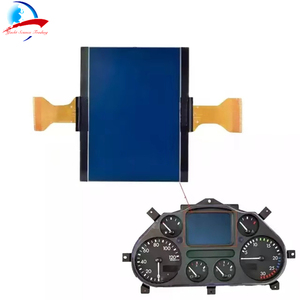Image 1 - Instrument Cluster / Dashboard LCD Display With FPC for DAF  LF (2001 ) / XF 105 (2002 ) / XF 95 (2003 ),DAF XF 2002