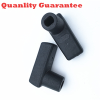 for Komatsu PC60 / 100 / 120 / 200 5 propelling control rod push rod propelling handle rubber excavator accessories|Throttle Position Sensor| |  -