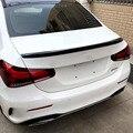 Для Mercedes-Benz V177 W177 Спойлер ABS Материал праймер цвет автомобиля украшение в виде хвостового крыла задний спойлер багажника для A200L A200 A180