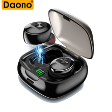 DAONO New Earphones Bluetooth High Quality Stereo Wireless Sports Earbuds XG8 TW