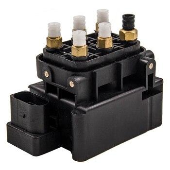 Air Suspension Solenoid Valve Air Damping Distribution Valve For Mercedes W164 W164 W221 W212 W211 W222 W251 W218 2123200358 251
