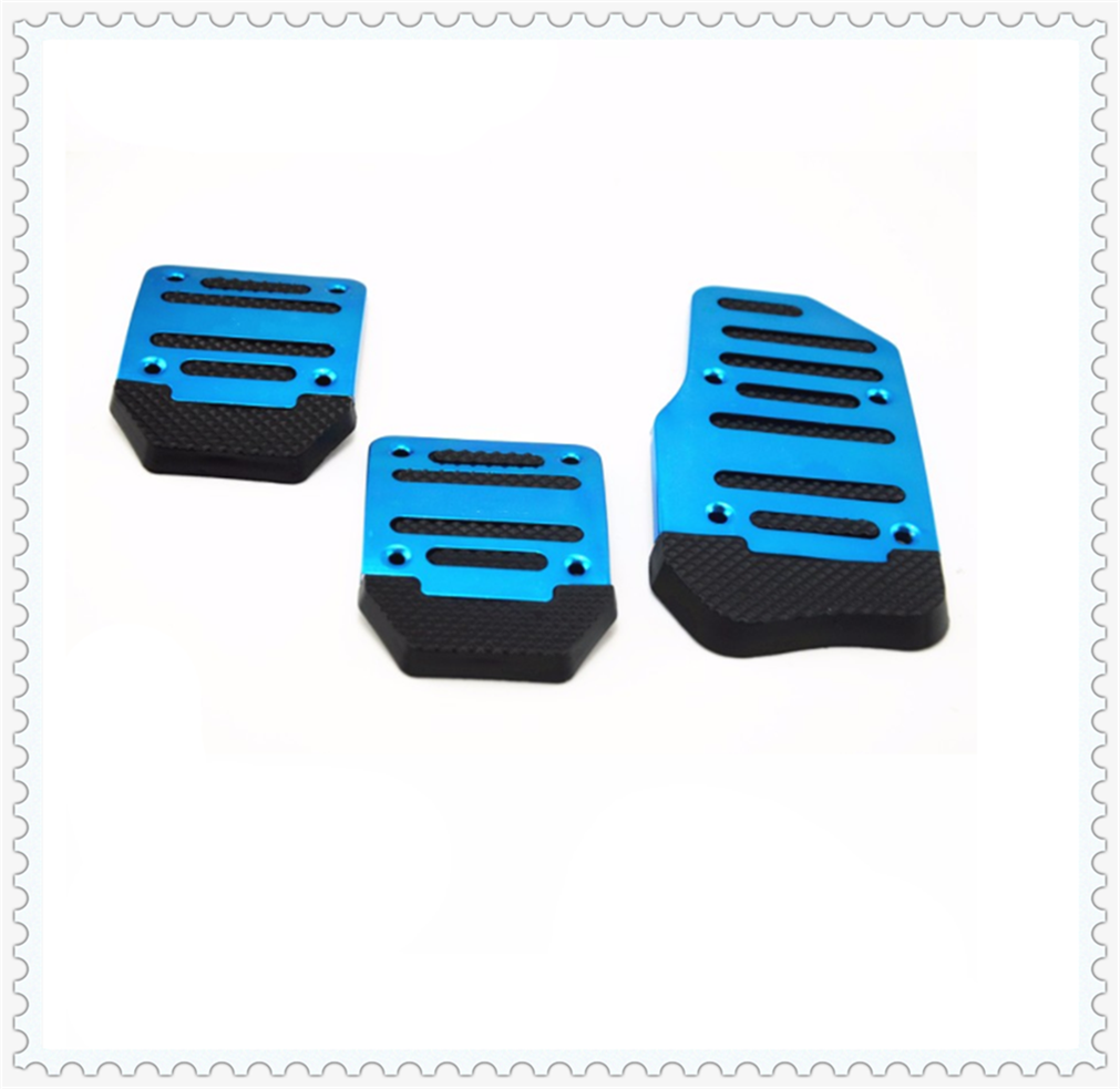 Car <font><b>pedal</b></font> modified universal metal aluminum brake mat clutch for <font><b>BMW</b></font> EfficientDynamics E46 E39 E38 E90 E60 E93 <font><b>F30</b></font> F31 F80 M3 image
