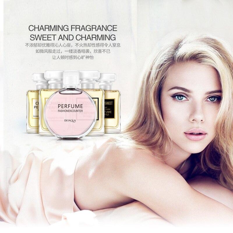 JEAN MISS Brand Perfume Women Original Long Lasting Fresh Flower Notes Lady Antiperspirant Fragrance Female Pafum 1Set 5Pcs