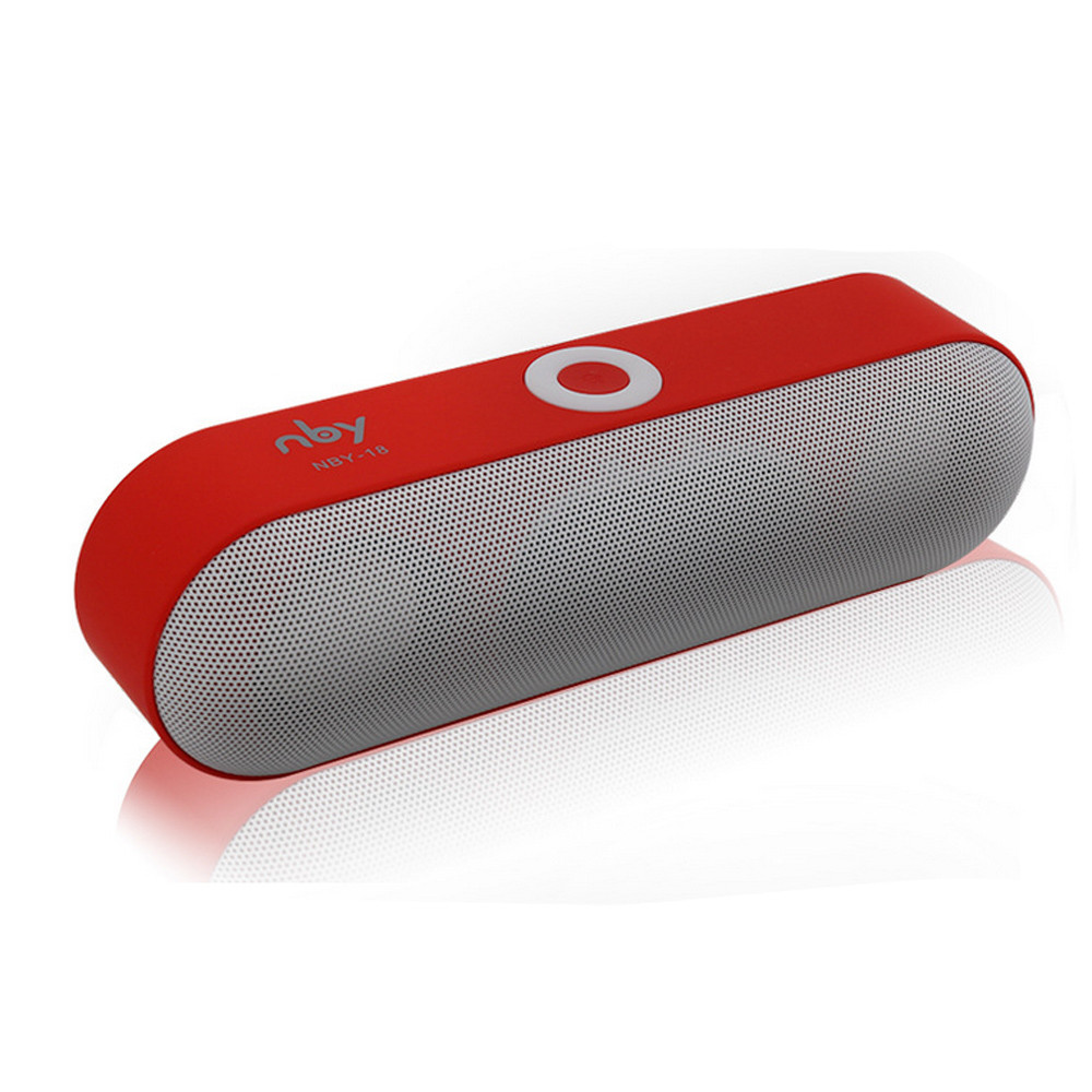 HIPERDEAL Portable Bluetooth Speaker Portable Wireless Speaker with 3W*2 Stereo 3D Stereo Subwoofer Sound System
