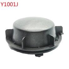 Housse anti poussière pour lampe frontale skoda, capuchon étanche au xénon, extension de lampe au xénon LED, coque de panneau de lampe