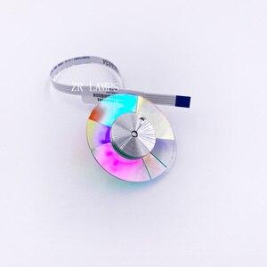 Image 4 - ZR Original nouveau projecteur couleur roue roue de couleur pour OPTOMA HD26 HD141X VDHDNL DH1008 DH1009 GT1070 GT1080 projecteur
