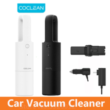 Original Coclean cleanfly  Car Vacuum Cleaner fast charge portable wireless Handheld car dust cleaner for Car home Office