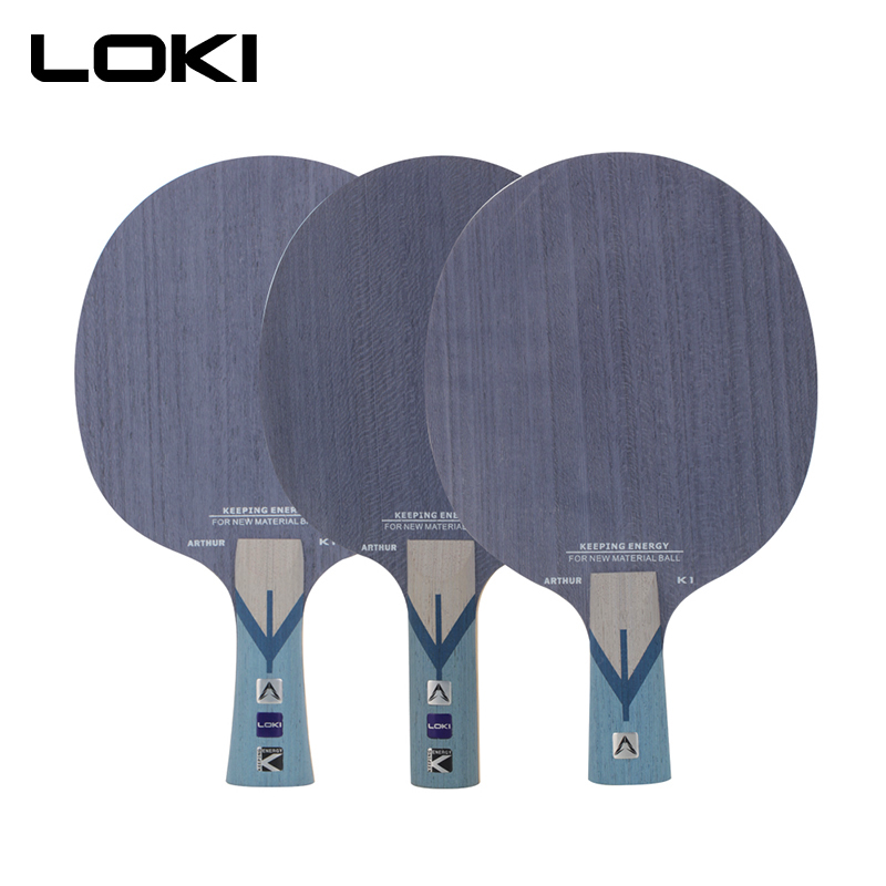 LOKI Arthur K1 Table Tennis Blade Advanced 7 Ply KOTO Ping Pong Paddle Attack And Good Control Table Tennis Racket