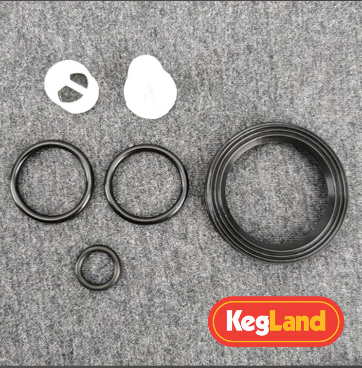 SEAL KIT FOR A-TYPE KEG COUPLER