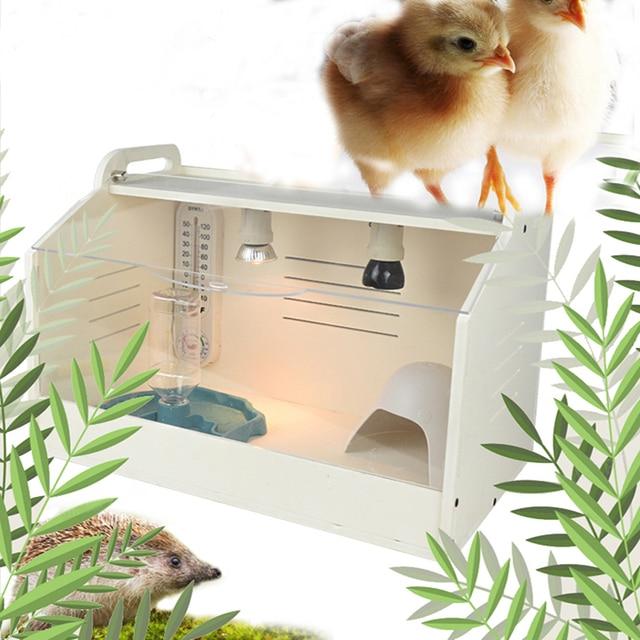 HHD Brooding Incubator For Chicken, Ducks, Quail, Geese, Turkey, Birds, Tortoise, Hedgehogs  6