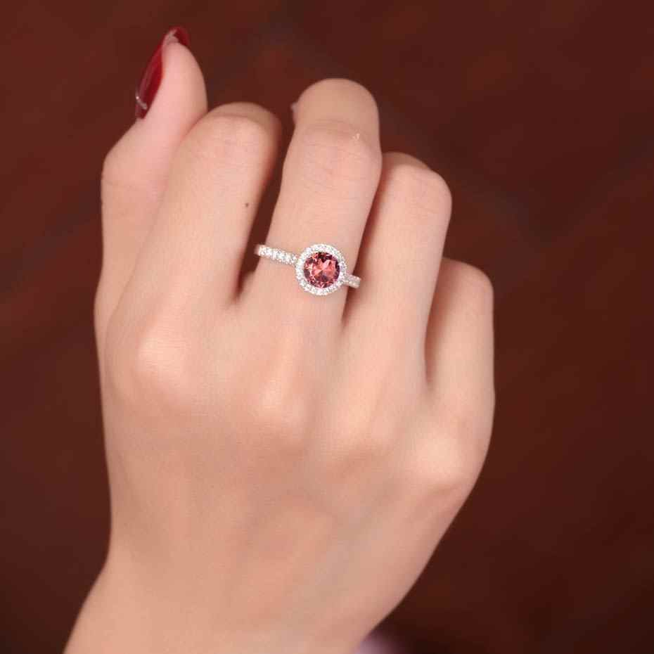 Kuololit Diaspore Sultanite Gemstone Engagement Rings for Women 925 Sterling Silver Color Change Turkey Zultanite  Jewelry Gift