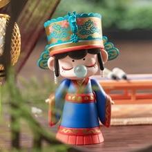Robotime Nanci 3 Generation Blind Box Action Figure Birthday Gift Kid Toy free shipping
