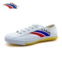 Dafu Shoes Kung fu Black shoes, Retro Martial Arts Shoes Women Men Sneakers
