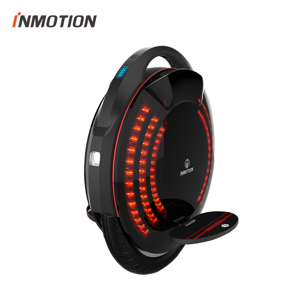 INMOTION V8 Self Balance Scooter 30km/h Electric Scooters Wheelbarrow Aluminum Alloy Frame Max 120kg Load