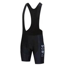 Bike Shorts Bicycle-Bib-Pants Tights Clothing 19D MTB Quick-Dry Summer And Men Gel-Pad