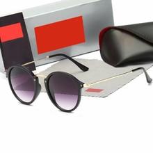 2020 New Vinatge 2447 Fashion Classic Round Style rayeds Sunglasses