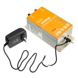 5Km 10Km 20Km Solare Recinzione Elettrica Caricatore Solare Regolatore di Impulsi Ad Alta Tensione Animale Pollame Farm Recinzione Elettrica pastore