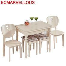 Meja Makan Da Pranzo набор Eet Tafel Comedores Mueble Tavolo A Manger современный деревянный стол для стола