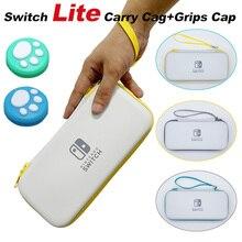 Storage-Bag Switch Nintendo Mini New for Portable Grips-Cap Thumbsticks