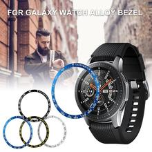 лучшая цена Applicable To Samsung Bezel Watch 42/46mm Speed Metal Protection Ring 2019 Hot Sale