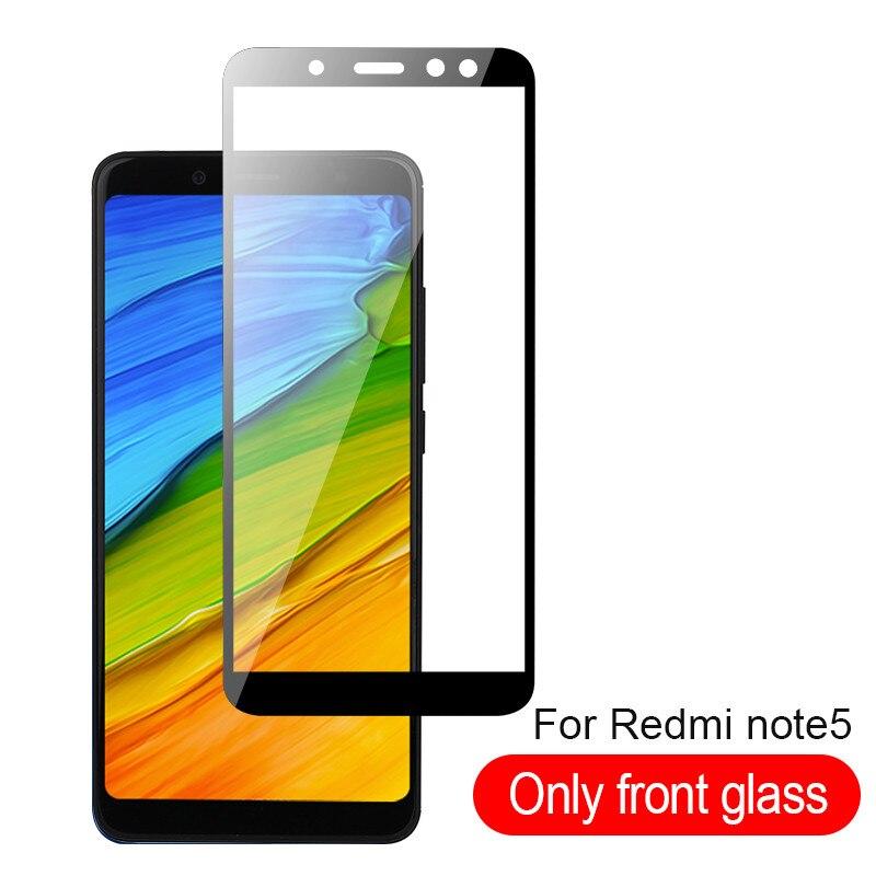 2-in-1 Camera Glass For Redmi Note 7 8 5 K20 pro Tempered Glass Screen Protector For Xiaomi Redmi 6 7 Note 8 7 Pro Glass Film