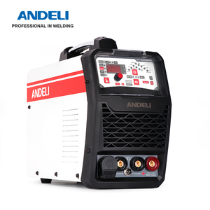 Image 5 - ANDELI Smart Portable Single Phase Multi function Welding Machine CT 520DPC 3 in 1 Welder with CUT/MMA/Pulse/TIG Welding machine