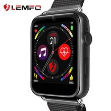 LEMFO LEM10 4G Smart Watch Android 7.1 3G RAM 32G ROM 1.88 inch Big Screen LTE 4G Sim Camera GPS WIFI Heart Rate Men Women(China)