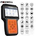 Диагностический инструмент FOXWELL NT650 Elite OBD2, считыватель кодов ODB2 OBDII