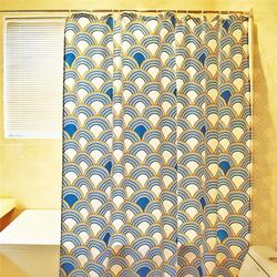 Łazienka wodoodporny prysznic kurtyny rybia łuska druku dla wanna wanna pokrywa bardzo duża szeroki akcesoria domowe
