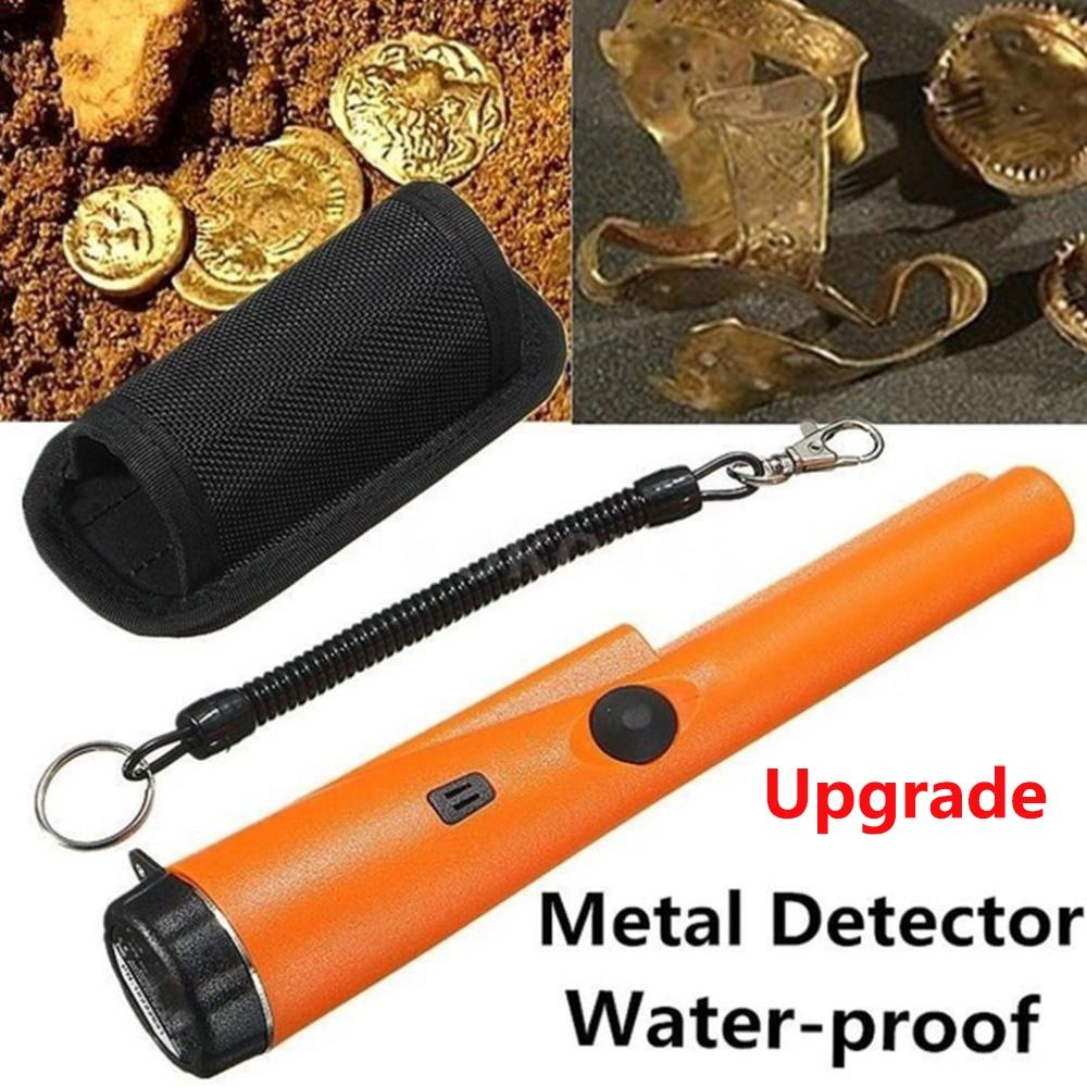 Новый ручной металлоискатель, точечный GP-pointer водонепроницаемый IP66 металлический детектор для золота тестер Высокоточный металлоискатель