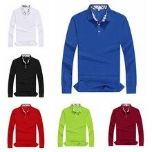 เสื้อโปโลแขนยาวขนาดใหญ่ลำลองผ้าฝ้ายคุณภาพสูงผู้ชาย Befree ฤดูใบไม้ร่วงกอล์ฟเทนนิสใหม่คู่เสื้อผ้า custom เสื้อโปโลแขนยาวขนาดใหญ่ลำลองผ้าฝ้ายคุณภาพสูงผู้ชาย Befree ฤดูใบไม้ร่วงกอล์ฟเทนนิสใหม่คู่เสื้อผ้า custom