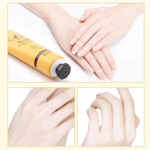 Horse Oil Repair Hand Cream Moisturizing Anti Aging Whitening Hand Cream Skin Care Nourishing Cream For Dry Cracked Hands TSLM1 Multan