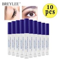 BREYLEE Eyelash Enhancer Eyelash Serum Growth Serum Treatment Natural Herbal Medicine Eye Lashes Liquid Longer Makeup 10pcs