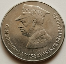 Poland 50 PLN 1981 100% Real Original Coins Currency Unc