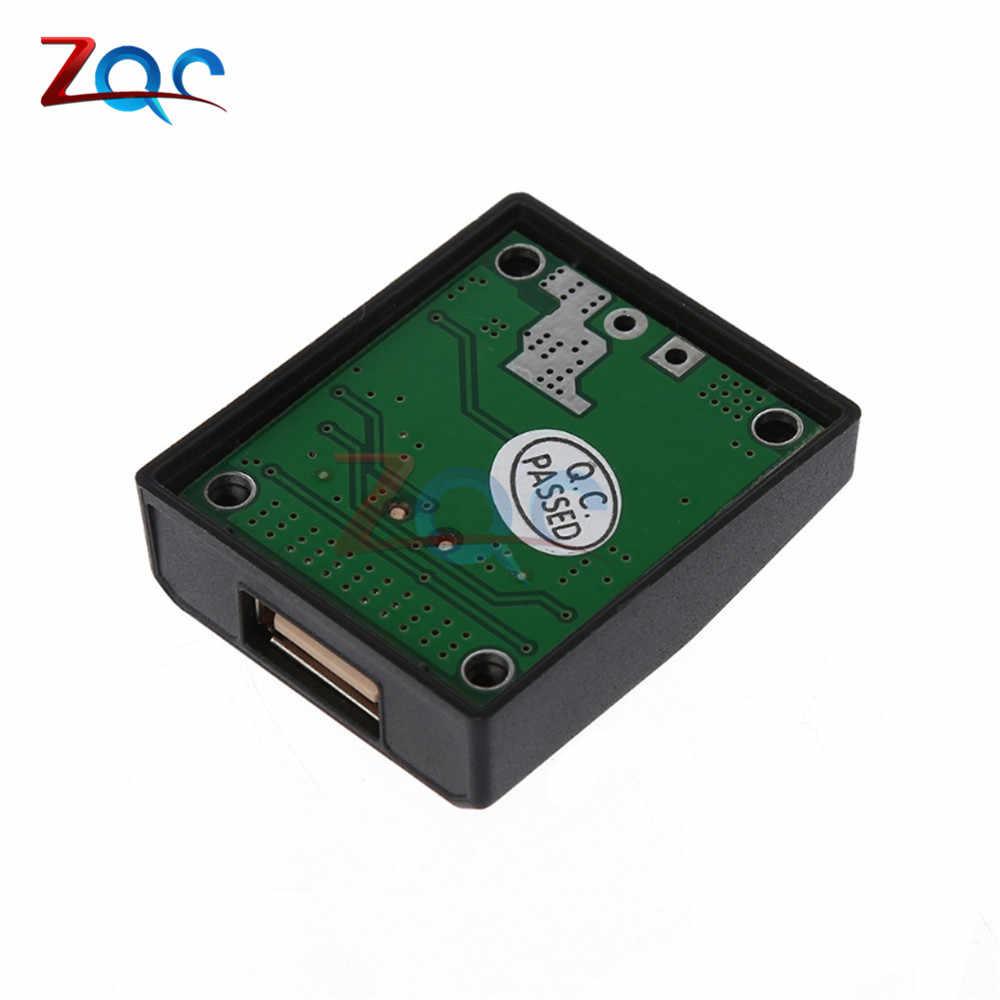 5V 2A Panel de energía Solar banco de energía USB regulador de voltaje de carga USB banco de energía controlador de Panel Solar