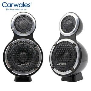 """Image 3 - Kit de haut parleurs pour voiture, système sonore 3 voies 6.5 """", 3.5 pouces, mi portée, triple, fréquence complète, Kit haut parleurs, caisson de basses pour voiture"""