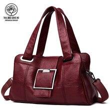 Moda feminina bolsas de luxo bolsas femininas designer bolsa de ombro sac uma marca principal bolsa de couro crossbody para mulher 2020 bolso mujer