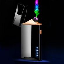 2021 электрическая зажигалка с подключением к usb плазменная