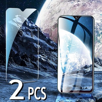 2pcs/Lot Tempered Glass Screen Protector For Samsung Galaxy A31 A01 A11 A21 A41 A51 A61 A71 A81 A91 M11 M21 M31 Explosion Proof image