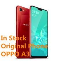 """Мобильный телефон Oppo A3 4G LTE 4 Гб ОЗУ 128 Гб ПЗУ MTK6771 Восьмиядерный Android 8,1 6,"""" ips 2280x1080 16,0 Мп"""