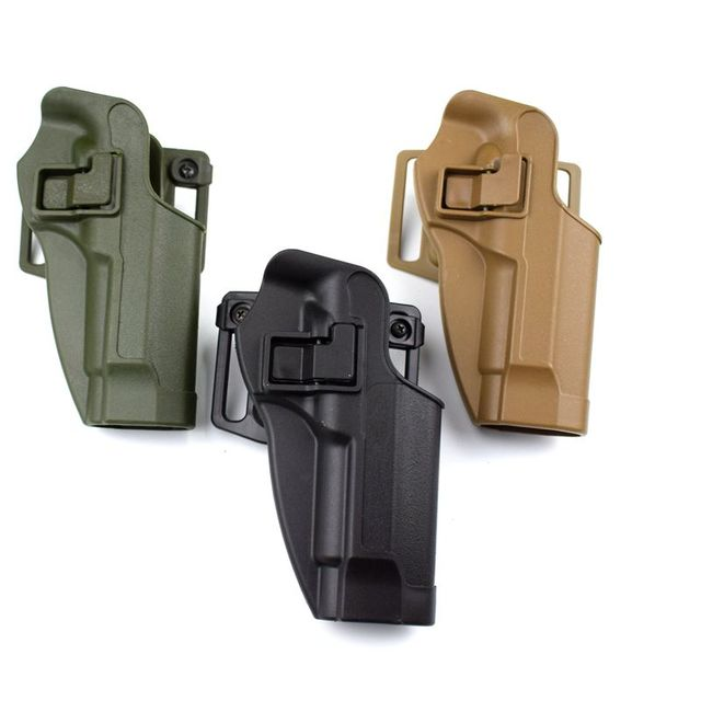 Tactical Beretta M9 92 96 Gun Holster With Gun Accessories Hunting Airsoft Gun Belt Holster Gun Case Pistol Waist Holsters 2