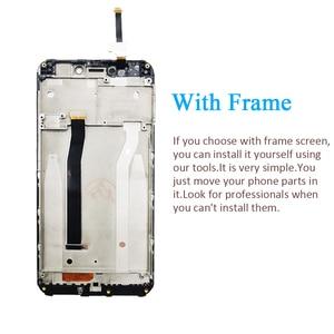 Image 3 - PINZHENG オリジナル Xiaomi Redmi 4X 表示画面 Xiaomi Redmi 用 4x 表示フレームの交換デジタイザアセンブリ