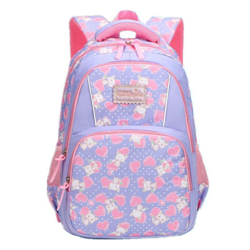 Big Capacity Children School Bags For Teenagers Girls Printing Backpack Kids Durable Breathable School Bookbag Mochilas Escola