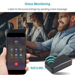 Image 3 - Jimi at4 gps tracker with10000mah bateria forte ímã monitoramento de voz através da plataforma app 2g gms gps localizador para veículo bicicleta