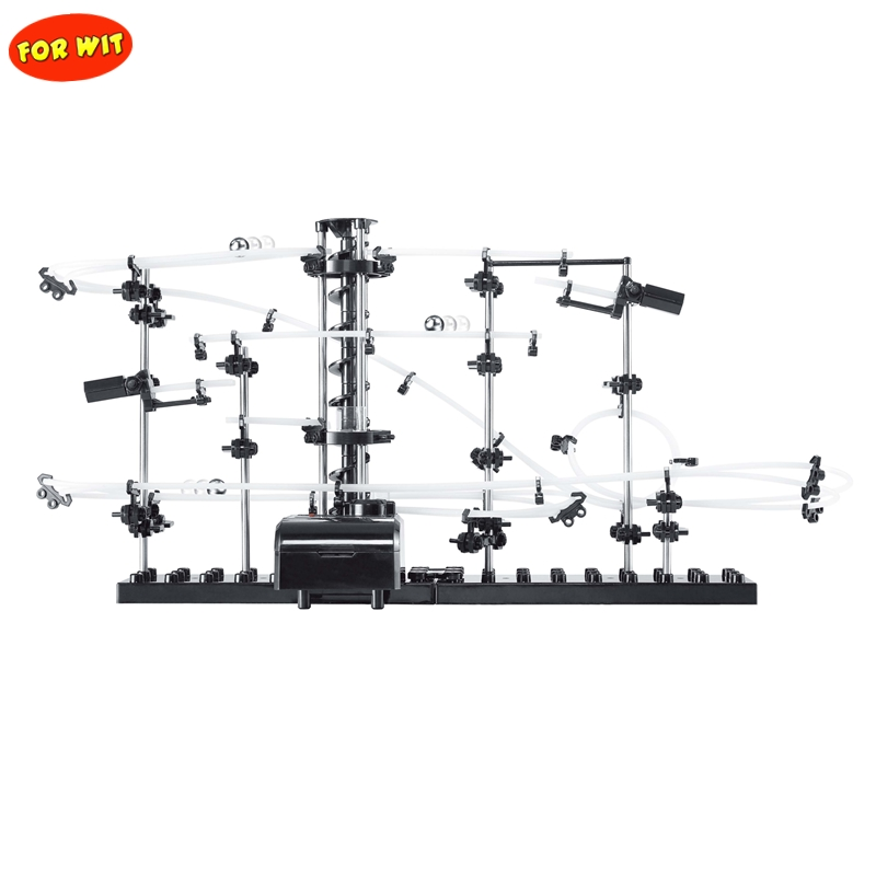 SpaceRail level 2 5500mm Roller Coaster marble Run