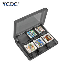 28-in-1 SD Spiel Karte Lagerung Box fall Protector CaseFor Nintendo Nintendo NDS NDSi NDS Lite, NDSi LL, 2DS, 3DS, 3DS LL, 3DS XL.