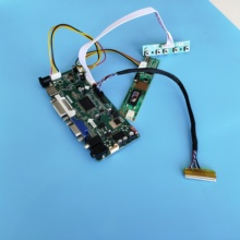 "عدة ل LTN141W1 L05 30pin LVDS LED LCD 14.1 ""HDMI شاشة 1280 × 800 عرض لوحة م. NT68676 لوحة تحكم DVI VGA"